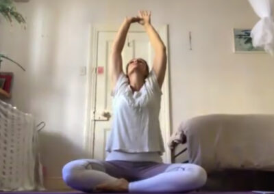 Kriya for the Glandular System and 3rd Chakra